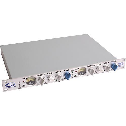 Chameleon Labs 7802 Stereo Opto Tube Compressor