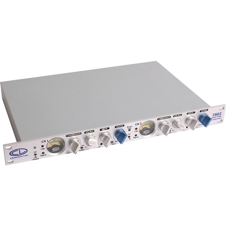 Chameleon Labs7802 Stereo Opto Tube Compressor
