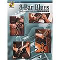 Hal Leonard 8-Bar Blues: The Complete Guide for Guitarists - Inside The Blues Series (CD/Booklet)
