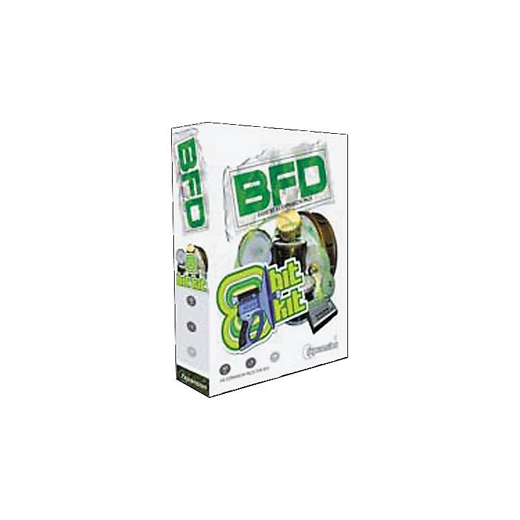 Fxpansion8 Bit Drum Kit BFD Software Expansion
