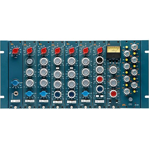 BAE 8 Channel Mixer With Power Supply