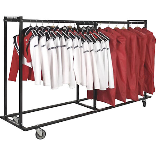 Band Caddy 8 Foot Side by Side Uniform Caddy