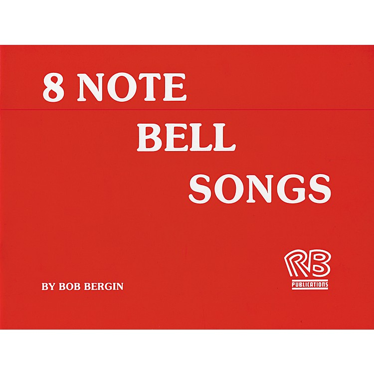 Rhythm Band 8-Note Bell Songs Book