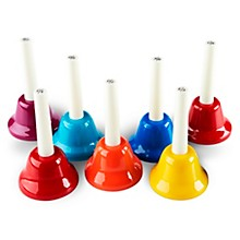 Kids Play 8-Note Handbell Set