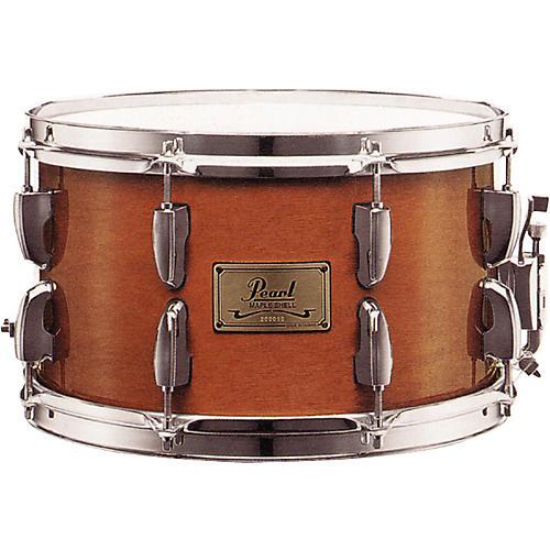 Pearl 8-Ply Maple Soprano Snare Drum Liquid Amber 12X7 Inches