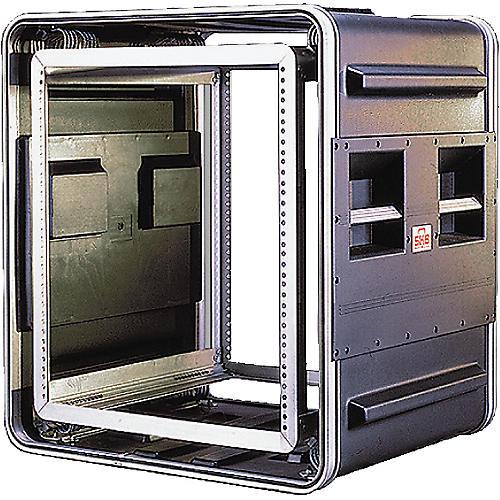 SKB 8-Space Shockmount Rack Case