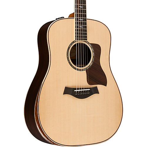 Taylor 800 Deluxe Series 810e DLX Dreadnought Acoustic-Electric Guitar-thumbnail