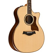 Taylor 800 Deluxe Series 814ce DLX Brazilian Grand Auditorium Acoustic-Electric Guitar