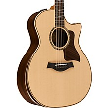 Taylor 800 Deluxe Series 814ce DLX Grand Auditorium Acoustic-Electric Guitar