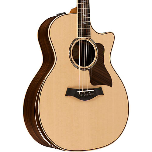 Taylor 800 Deluxe Series 814ce DLX Grand Auditorium Acoustic-Electric Guitar-thumbnail