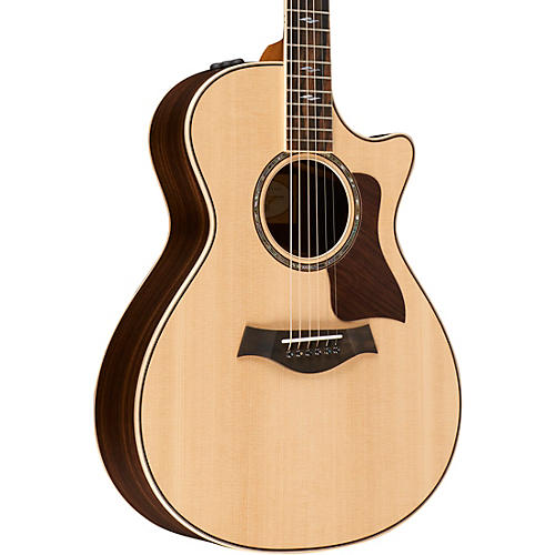 taylor 800 series 812ce grand concert acoustic electric guitar musician 39 s friend. Black Bedroom Furniture Sets. Home Design Ideas