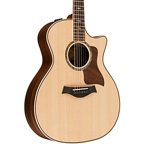 taylor 800 series 814ce grand auditorium acoustic electric guitar natural musician 39 s friend. Black Bedroom Furniture Sets. Home Design Ideas
