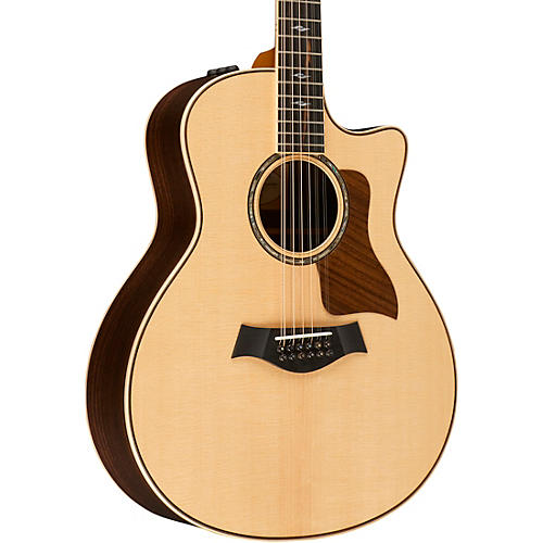 Taylor 800 Series 856ce Grand Symphony Acoustic-Electric 12-String Guitar-thumbnail