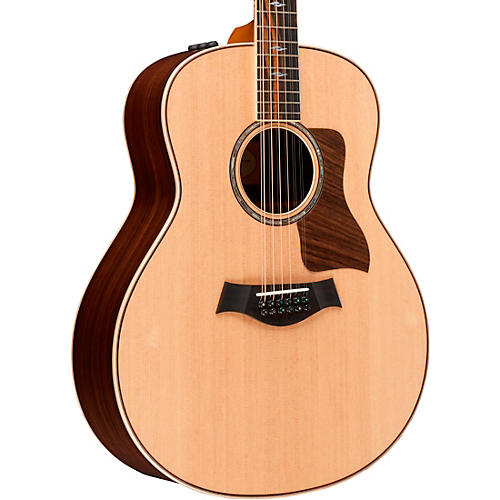 Taylor 800 Series 858e Grand Orchestra 12-String Acoustic-Electric Guitar-thumbnail