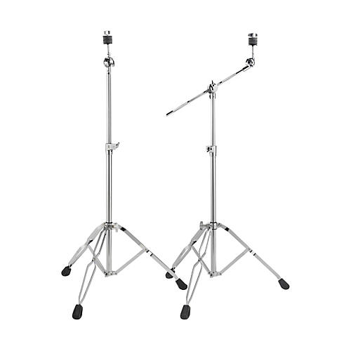 PDP by DW 800 Series Boom/Straight Cymbal Stand Pair-thumbnail