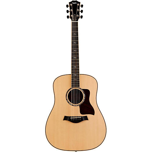 Taylor 800 Series Limited Edition 810e Brazilian Rosewood Dreadnought Acoustic-Electric Guitar