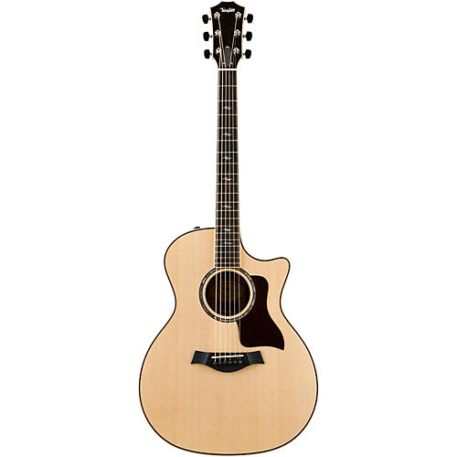 Taylor 800 Series Limited Edition 814ce Brazilian Rosewood 3-Piece Back Grand Auditorium Acoustic-Electric Guitar