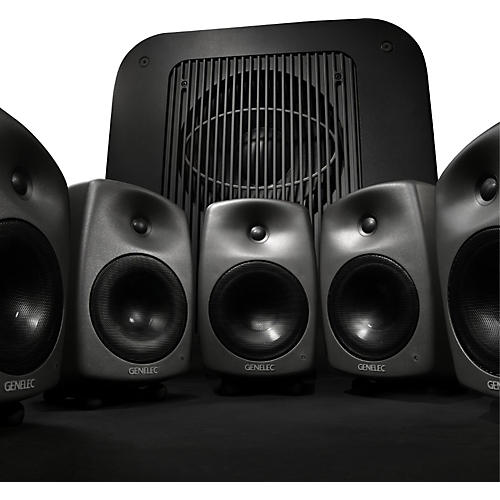 Genelec 8030 LSE Power Pak Five 8030Bs and one 7060B sub-thumbnail