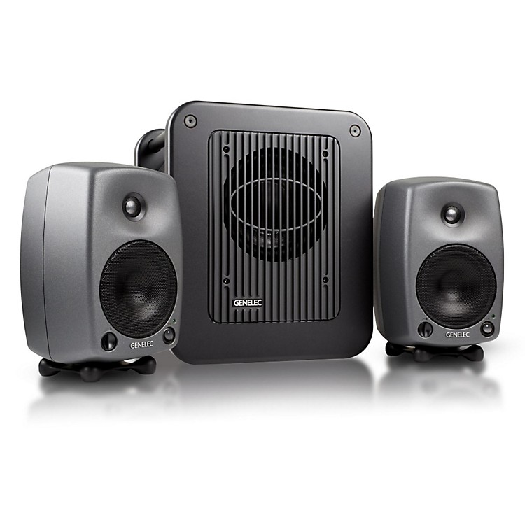 Genelec 8030 LSE Triple Play Two 8030Bs and one 7050B sub
