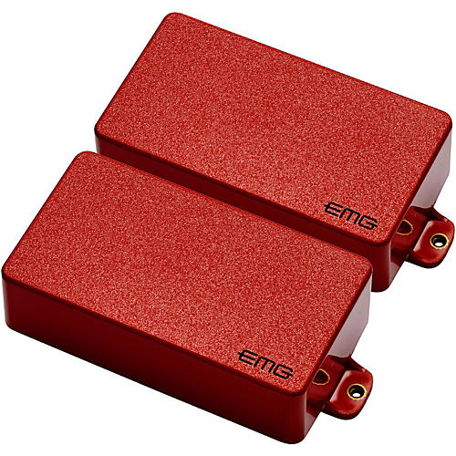Emg 81 60 : emg 81 60 active electric guitar humbucker pickup set red musician 39 s friend ~ Hamham.info Haus und Dekorationen