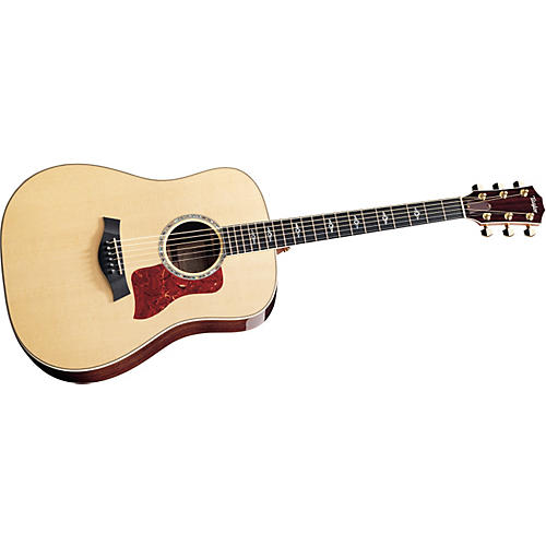 Taylor 810 Brazilian Rosewood Dreadnought Acoustic Guitar-thumbnail