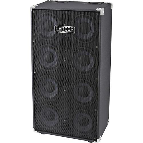 Fender 810 PRO V2 8x10 Bass Speaker Cabinet-thumbnail