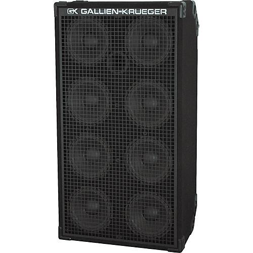 Gallien-Krueger 810SBX 800 Watt 8x10 Bass Speaker Cabinet