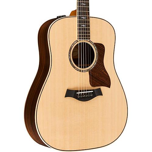 Taylor 810e Dreadnought ES2 Acoustic-Electric Guitar