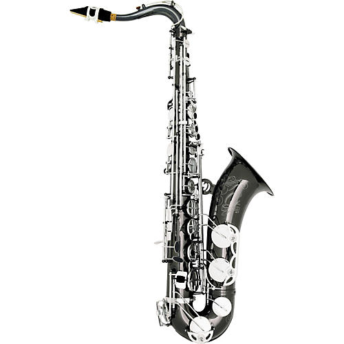 Giardinelli 812 Series Black Nickel Tenor Saxophone Black