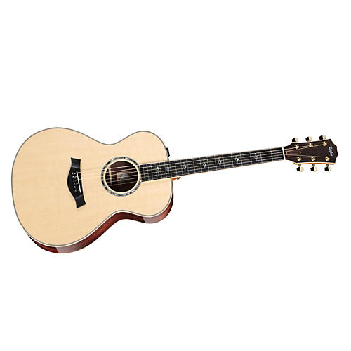 Taylor 812e Rosewood/Spruce Grand Concert Acoustic-Electric Guitar-thumbnail