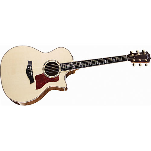 Taylor 814CE-LTD Fall 2007 Limited Grand Auditorium Acoustic Electric Guitar-thumbnail