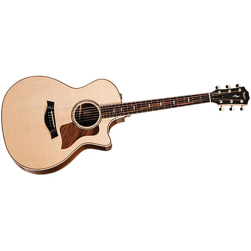 Taylor 814ce First Edition Grand Auditorium Cutaway ES2 Acoustic-Electric Guitar