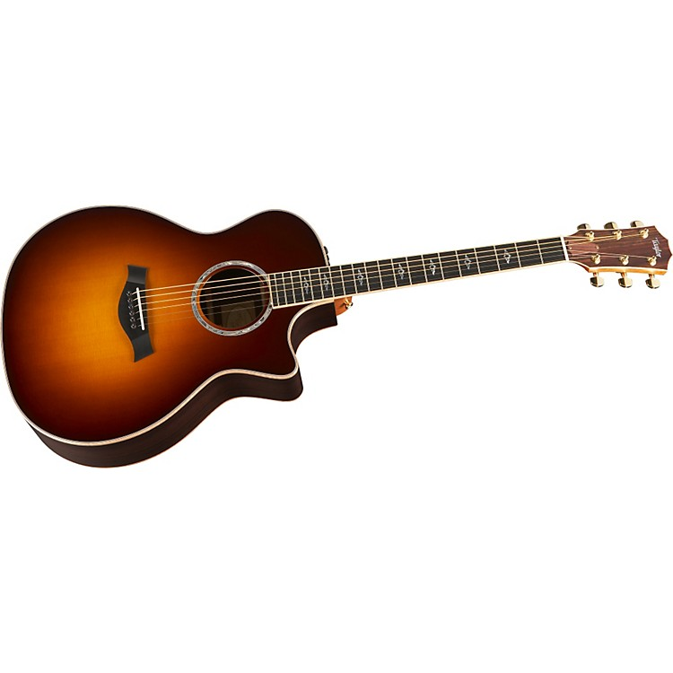 Taylor 814ce Grand Auditorium Cutaway Acoustic-Electric Guitar