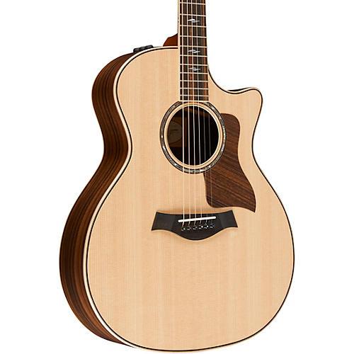 Taylor 814ce Grand Auditorium Cutaway ES2 Acoustic Electric Guitar Natural
