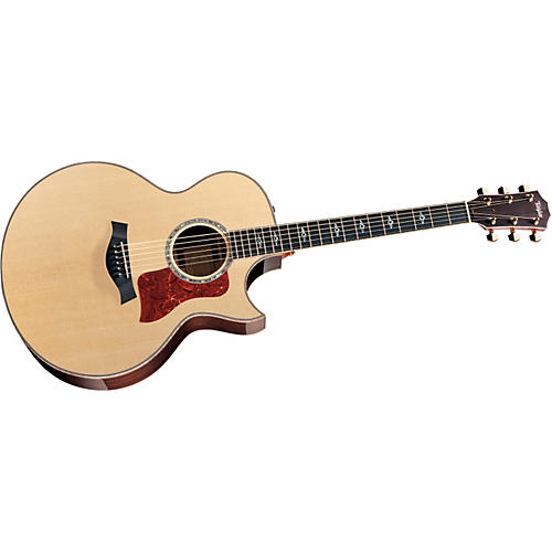 Taylor 815ce Cutaway Jumbo Acoustic-Electric Guitar-thumbnail