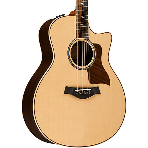 Taylor 816ce Grand Symphony Cutaway ES2 Acoustic-Electric Guitar Natural