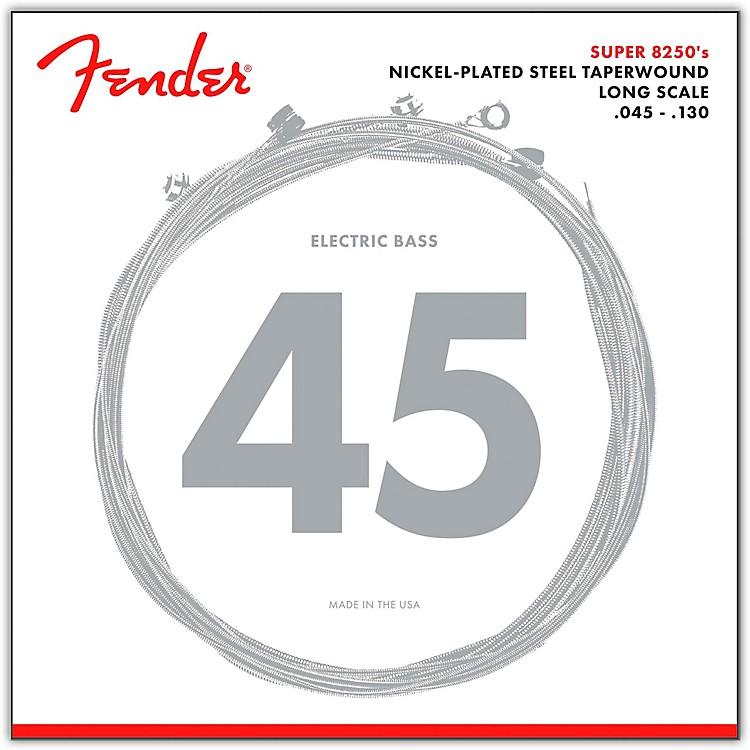 Fender8250-5M Nickel-Plated Steel Taperwound 5-String Bass Strings - Medium
