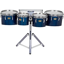 Yamaha 8300 Series Field-Corp Series Marching Tenor Quad 8/10/12/13 in. Blue Forest