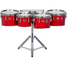 Yamaha 8300 Series Field-Corp Series Marching Tenor Quint 6/10/12/13/14 in. Red Forest