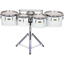Yamaha 8300 Series Field-Corp Series Marching Tenor Quint 6, 8, 10, 12, 13 in. White wrap