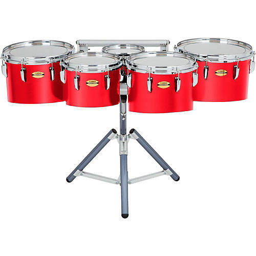 Yamaha 8300 Series Field-Corp Series Marching Tenor Quint 8/10/12/13/14 in. Red Forest
