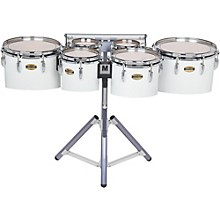 Yamaha 8300 Series Field-Corps Marching Sextet 6, 6, 8, 10, 12, 13 in. White wrap