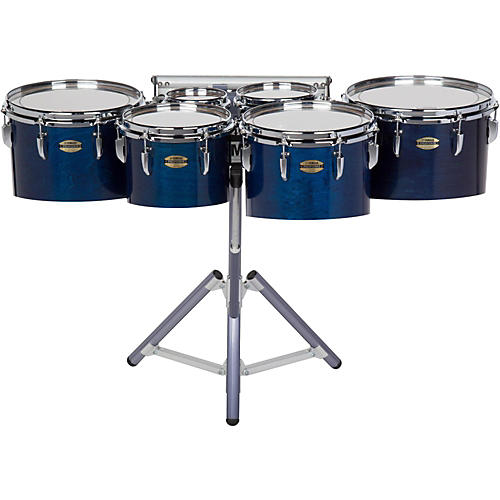 Yamaha 8300 Series Field-Corps Marching Sextet 6, 8, 10, 12, 13, 14 in. Blue Forest
