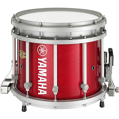Yamaha 8300 Series SFZ Marching Snare Drum 13 x 11 in. Red Forest with Standard Hardware