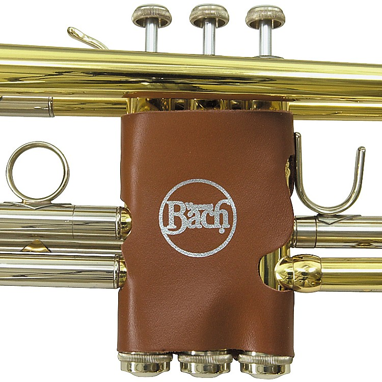 Bach 8311 Series Velcro Trumpet Valve Guard Tan