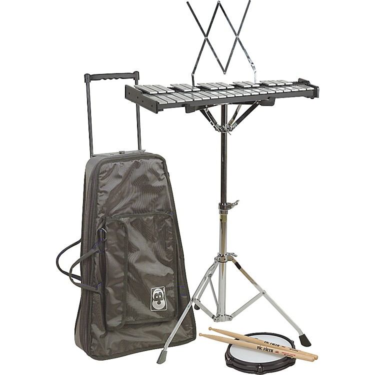 CBI 8676 Percussion Kit with Rolling Bag