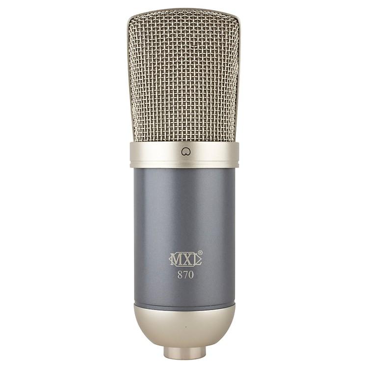 MXL870 Versatile Studio Condenser Microphone