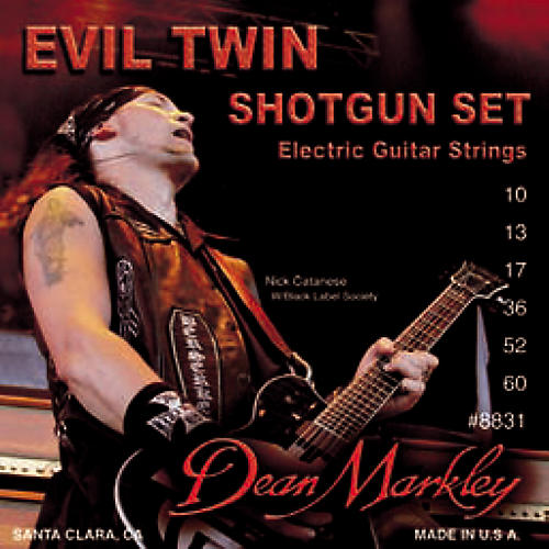 Dean Markley 8831 Evil Twin Shotgun Electric Guitar Strings