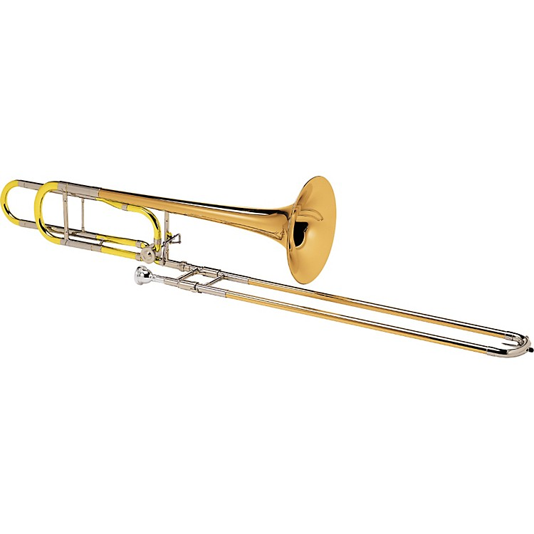 Conn 88HO Symphony Series F Attachment Trombone Lacquer Rose Brass Bell