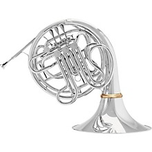 Conn 8DS CONNstellation Series Double Horn Nickel Silver Screw Bell